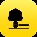 MobileForester_diameter_átlalás_diametro albero